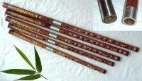Chinese Musical Instrument: Dizi.