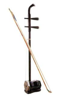 Chinese Musical Instrument: Er-hu.