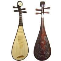 Chinese Musical Instrument: Pipa.