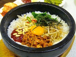 China eating out guide: Korean Mixed Rice