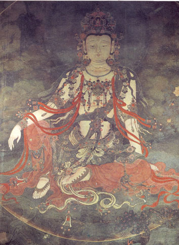 Beijing China Travel Guide: Fa-Hai-Si Fresco