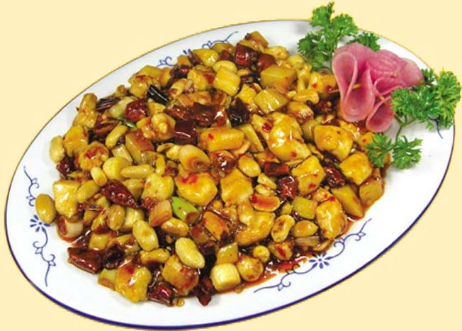 China eating out guide: Kung Pao Chicken