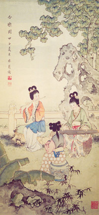 Chinese Musical Instrument: Ensemble