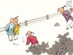 Chinese painting: kids 14